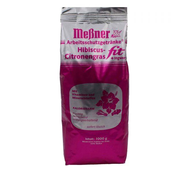 Hibiscus-Citronengras + Ingwer fit Instant Tee